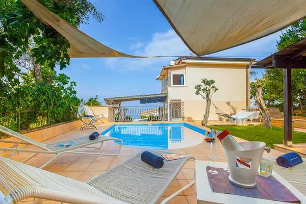 Villa Sole in Italy