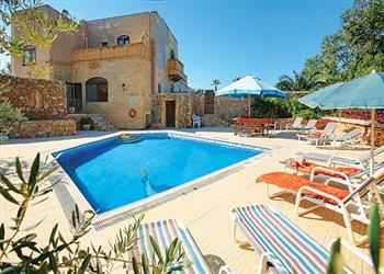 Villa Somerset in Gozo