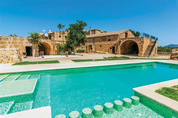 Villa Son Delabau Gran in Mallorca
