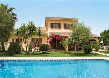Villa Son Duri in Mallorca