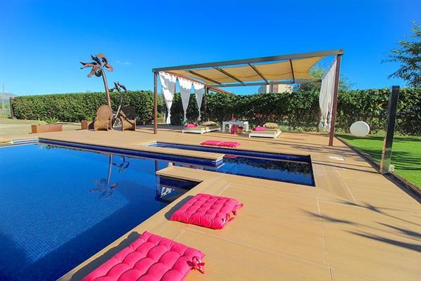 Villa Son Vent in Mallorca