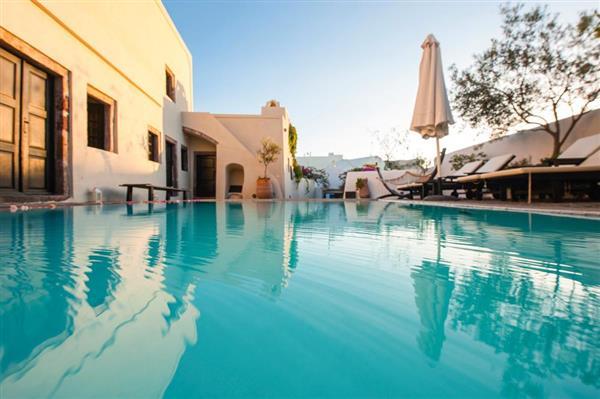 Villa Sophia in Southern Aegean