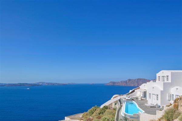 Villa Sophronia in Southern Aegean