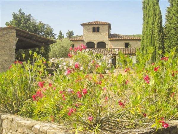 Villa Sotto in Provincia di Siena