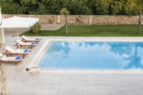 Villa Souda in Crete