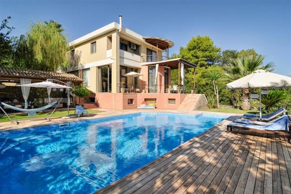Villa Souleka in Ionian Islands