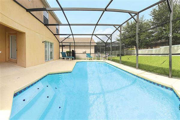Villa Southern Dunes Executive 5, Southern Dunes, Orlando - Florida With Swimming Pool