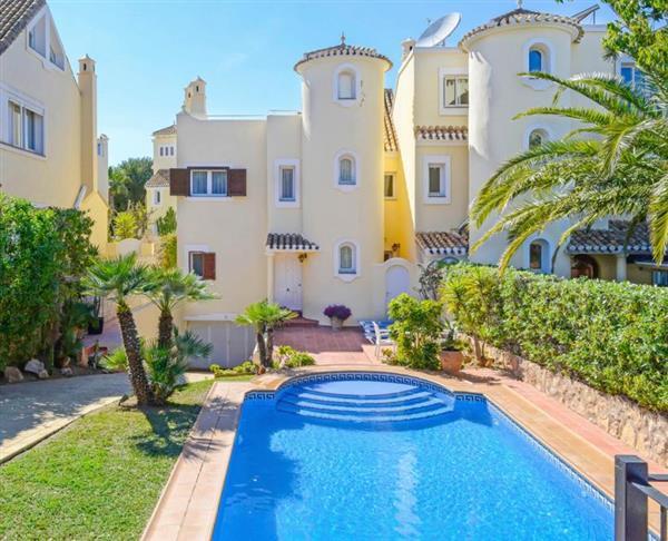 Villa Spieth in Murcia
