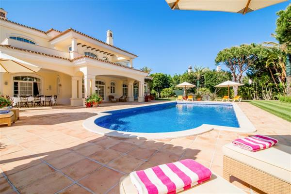 Villa Splendid in Loulé