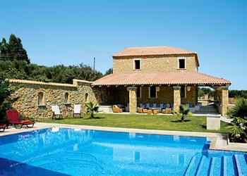 Villa St.Dennis in Zakynthos