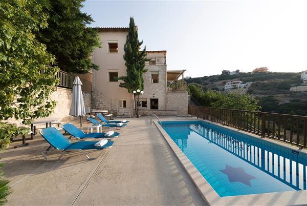 Villa Star in Crete
