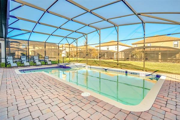 Villa Starfruit, Champions Gate, Orlando - Florida With Swimming Pool