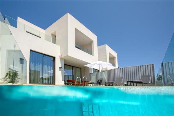 Villa Stathis in Crete