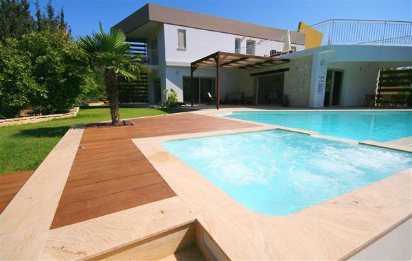 Villa Stefanos, Coral Bay, Cyprus With Swimming Pool