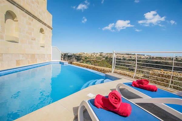 Villa Stella Maris in Gozo