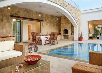 Villa Stephanos, Miliou, Cyprus With Swimming Pool
