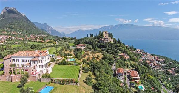 Villa Storia Estate in Provincia di Brescia