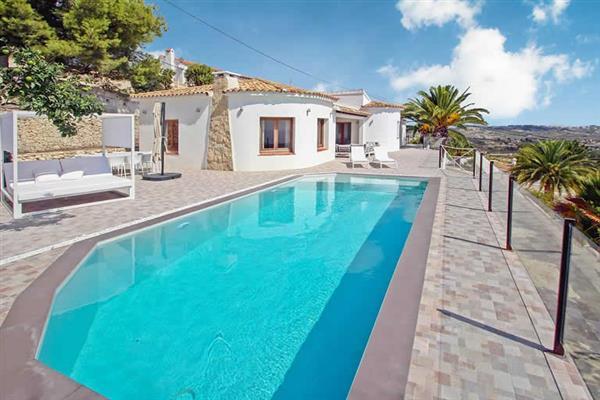 Villa Suerte in Spain