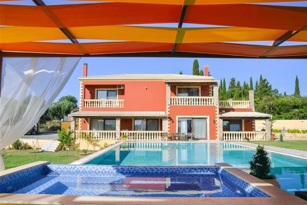 Villa Sultana in Ionian Islands