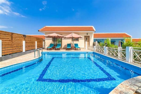 Villa Summer Breeze in Rhodes