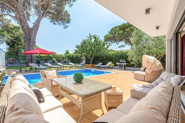 Villa Summer Dream in Croatia