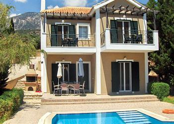 Villa Summer Dream in Kefalonia