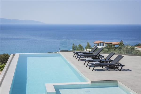 Villa Sun & Sea in Ionian Islands