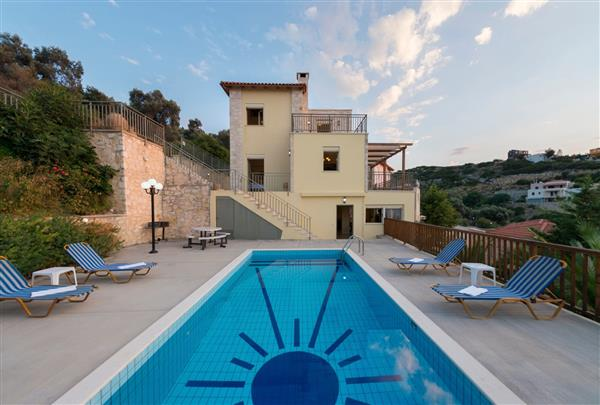 Villa Sun in Crete