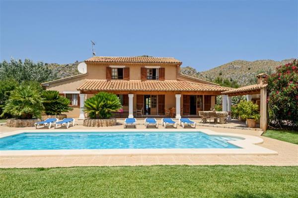 Villa Sunflower in Illes Balears