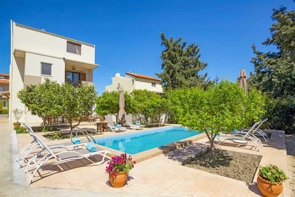 Villa Sunlight in Rhodes