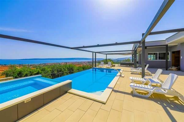 Villa Sunny Daze in Croatia