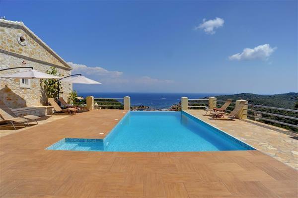 Villa Sunrise in Ionian Islands