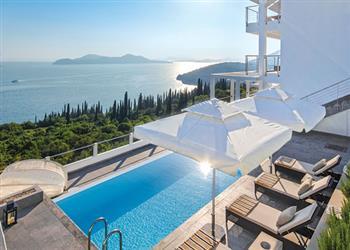 Villa Sunset in Croatia