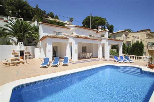 Villa Susana in Alicante