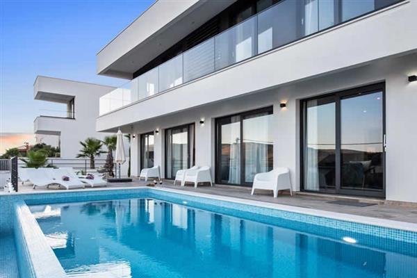 Villa Swaying Palms in Croatia