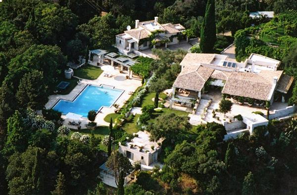 Villa Sylva Estate in Ionian Islands