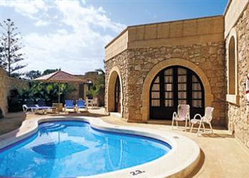 Villa Ta Cenc in Gozo