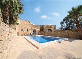Villa Ta Karmnu in Gozo