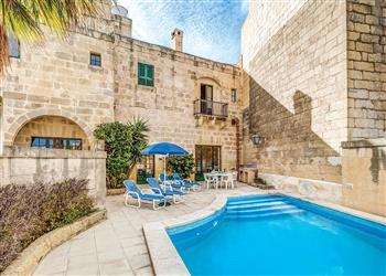 Villa Tal Patri in Gozo