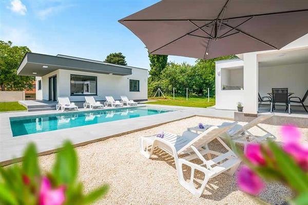 Villa Talija in Croatia