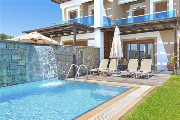 Villa Tangerine in Southern Aegean
