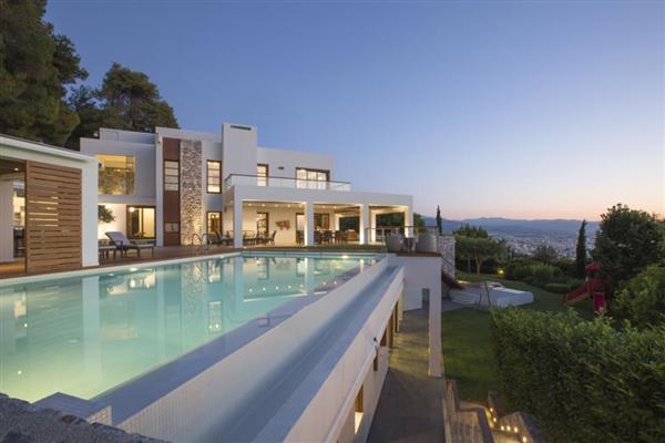 Villa Tanos in Crete