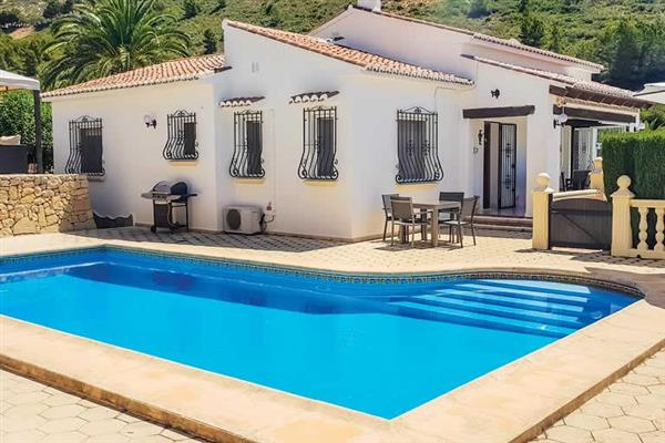 Villa Taransay in Spain