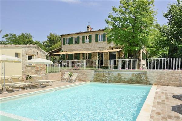 Villa Taraschi in Provincia di Pesaro e Urbino