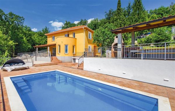 Villa Tarno in Općina Opatija
