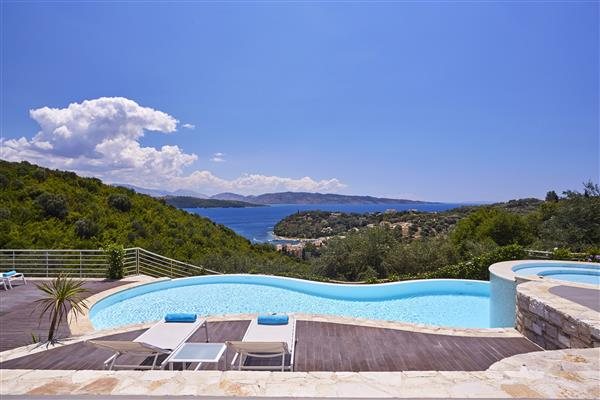 Villa Tatiana in Ionian Islands