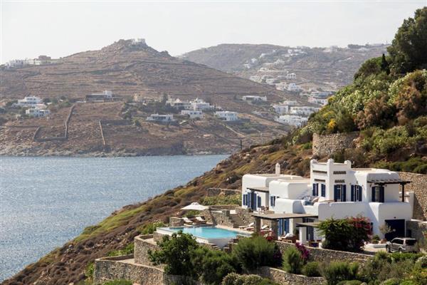 Villa Teal in Southern Aegean