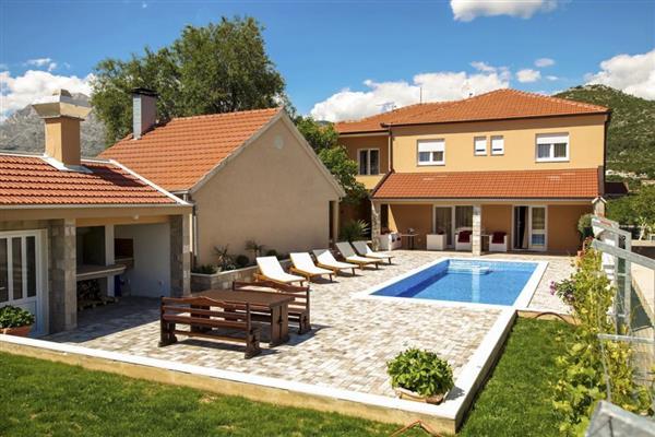 Villa Tefera in Općina Vrgorac