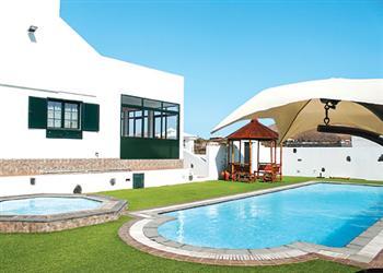 Villa Temi in Yaiza on Lanzarote