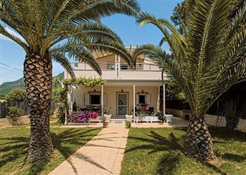 Villa Teo in Corfu